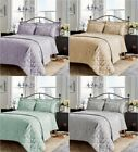 Luxury Savoy Jacquard Pattern Duvet Covers Bedding Sets / Bed Spreads / Curtains