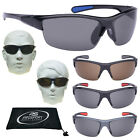 Sport Sunglasses for Cycling Golf Running Driving Hiking 100% UV Glasses Wrap