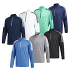 NEW Golf Adidas 3-Stripes Sweatshirt Pullover - Choose Size and Color