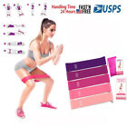 Workout Resistance Bands Loop Set Fitness Yoga Booty Leg Exercise Band CrossFit image