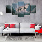 5PCS Modern Abstract Wall Decor Painting Home Canvas Mural Picture Unframed Set