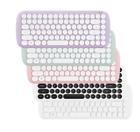 Actto Retro Pop Bluetooth Keyboard 5 Colors BTK-03 Expedited Shipping