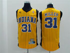 Men's Indiana Pacers Reggie Miller #31 Yellow Classic Swingman Throwback Jersey on eBay