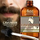 4oz Caveman™ Beard Taming Men Mustache Barber Grooming Style Growth Oil- 9 Scent