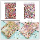 100g Polymer Clay Fake Candy Sweets Sugar Sprinkles Party Phone Shell Decor DIY image