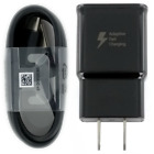 Original Samsung Galaxy Note 8 S8 S9 Plus Fast Car Wall Charger 4FT Type-C Cable