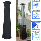 Heavy Duty Waterproof Gas Pyramid Patio Heater Cover Outdoor Furniture Protector