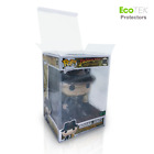 10'' Inch Collectibles Funko POP Vinyl Figures Box Protector Case Lot 1 5 10 20  <br/> ✔1-3 Day Shipping w/ Tracking ✔STRONG 0.45mm THICK