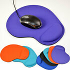 Comfort Mouse Pad with wrist Rest Gel Support Mat Mice for PC Laptop Computer