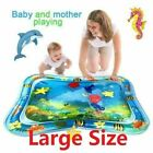 Kyпить Inflatable Baby Water Mat Novelty Fish Play Game pad for Kids Infants Tummy Time на еВаy.соm