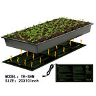 Home Garden 100W Waterproof Seedling Germination Heat Mat Hydroponic Heat Pad