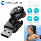 Wirless Bluetooth 5.0 Earphone TWS Earbuds 5D Stereo Headphone Waterproof CVC8.0