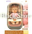 SOFT BODY BABY DOLL IN PRAM DRINK, SPEAK PEE, XMAS PRESENT