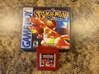 Pokemon Red Version GBC Gameboy Color Reproduction SHIPS FROM USA
