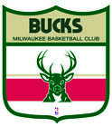 Milwaukee Bucks Shield  Logo Vinyl Decal / Sticker 2 Inches to 48 Inches!! on eBay