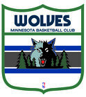 Minnesota Timberwolves Shield  Logo Vinyl Decal / Sticker 2 Inches to 48 Inches! on eBay