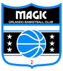 Orlando Magic Shield  Logo Vinyl Decal / Sticker 2 Inches to 48 Inches!! on eBay