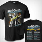 Bob Seger Roll Me Away Tour Dates 2019 T shirt S -3XL LIMITED image