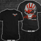 Victory Motorcycle - skull Hand - Men's US shirt Size S to 5XL $28.95 USD on eBay