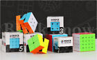 Magic Speed Cube Ultra-smooth Sticker less Puzzle Educational Toy