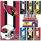 "Large Beach Towel NFL 30""x60"" Cotton Polyester Home Garden Train $16.99 USD on eBay"