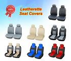 Leather like 2 Front Car Seat Covers for Dodge #7159 $19.99 USD on eBay