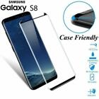 Top Quality Full Cover Tempered Glass Screen Protector For Samsung Galaxy Phones