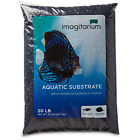 Imagitarium Frosted Black Aquarium Gravel