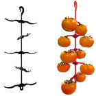 New Black Colors 1~10pcs Drying Hanger Rack Vegetable Dried Persimmon