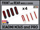 XIAOMI M365 & PRO Protection Roues Accessoire Rear & Front Whell Covers Original