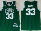 NWT Larry Bird #33 Boston Celtics Classic Throwback Jersey men green on eBay