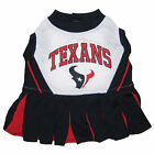 Pets First Houston Texans NFL Cheerleader Outfit $22.99 USD on eBay
