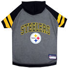 Pets First Pittsburgh Steelers Hoodie Tee Shirt For Dogs $13.59 USD on eBay