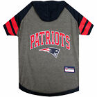 Pets First New England Patriots Hoodie Tee Shirt For Dogs $18.46 USD on eBay