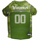 Pets First Minnesota Vikings Camo Jersey $23.99 USD on eBay