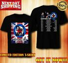 Limited The Who - Moving On Tour Dates 2019 CONCERT Tee T-shirt image