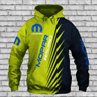 MOPAR RACING-Top Gift-Man's Hoodie 3D-Size S to 5XL-JACKET $38.99 USD on eBay