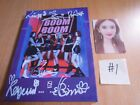 ANS - BOOM BOOM (Debut Digital single promo) with Autographed (Signed) 39.99