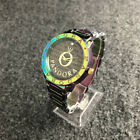Stainless steel Pandoraes Wristwatch Women's Iridescent color Fashion Watch image
