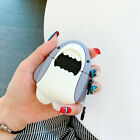 Airpods Charging Case Cover Silicone Cute Cartoon Airpods Protective Skin Strap