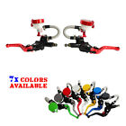 Hydraulic Brake Clutch Levers Reservoir for Honda CBR1000RR CBR1100XX CBR1000F