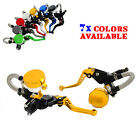 "7/8"" Brake Clutch Levers Reservoir for Suzuki Katana GSX1100F GSX600F GSX750F"