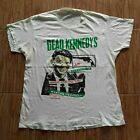 Rare ! Vintage Dead Kennedys 80s Not A Reprint Punk T Shirt Band Tour Full Size  image