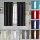Kyпить 2 Panels Thermal Insulated Blackout Curtains Room Darkening Window Curtains на еВаy.соm