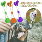 Multifunction Pet Molar Bite Toy Suction Pup Tug TPR Safe Dog Cleaning Teeth