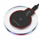Fantasy Wireless Charger Pad Dock Mat for Cellphones, Qi Standard Fast Charging