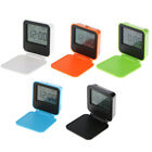 Multi-function Silent Large LCD Digital Travel Desk Electronic Alarm Clock