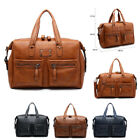 Men's Duffel Holdall Bag Weekend Bag Travel Flight Bag Hand Luggage Bag MHLP0014