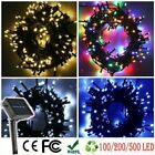 Battery Powered Main Fairy Lights Christmas DIY Decor String Lamp Indoor Outdoor