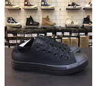 Converse Men Women CHUCK TAYLOR AS CORE OX Black Sneakers Shoes AM5039C Sz5-10